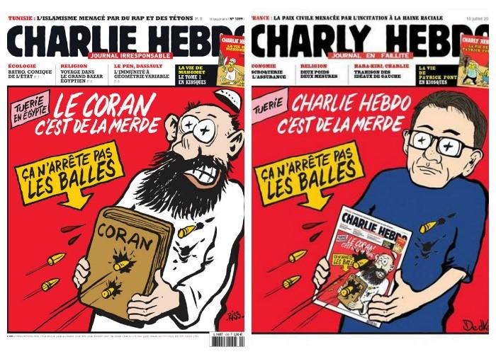 parodia charlie hebdo