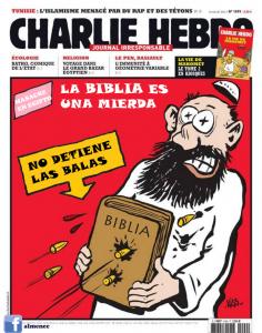 charlie hebdo, CIA strike, otro golpe de la cia, muhammad comic, caricatura mahoma