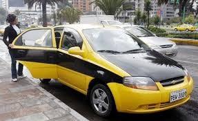 taxis ecuador